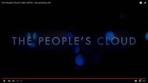 The people cloud video