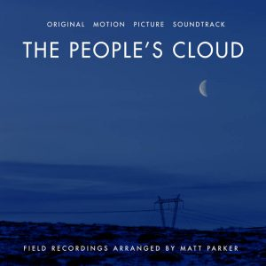 "Poster ""The peoples cloud"""