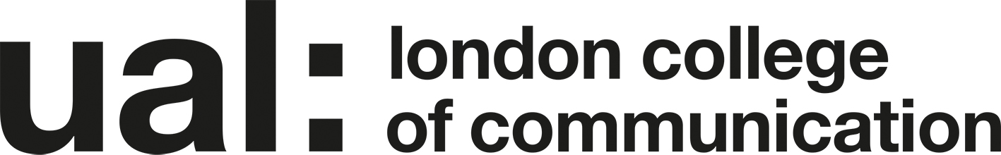 logo - UAL: London college of communication