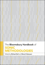 Sonic Methodologies - book cover